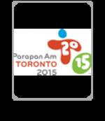 Toronto 2015 logo icon