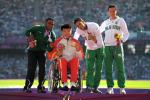 Alnakhli sets new world mark in men's discus