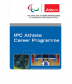 IPC Athlete Career Programme Leaflet highlight