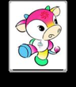 Beijing 2008 mascot icon