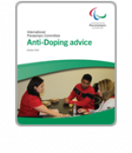 Anti-doping leaflet - English
