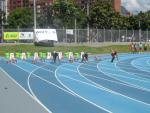 A total of 17 athletes were identified during talent scouting events in Colombia