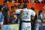 Cuban judoka at the Beijing 2008 Paralympic Games