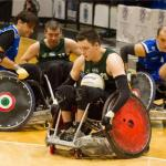 Ireland's 16-year-old wheelchair rugby rising star, Thomas Moylan