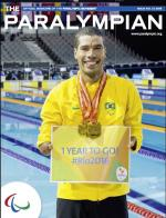 The Paralympian is the magazine of the Paralympic Movement.
