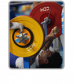 Powerlifting - Biographies Icon