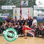 'Top 50 moments 2015  No 32 British steal Swedens European crown with onepoint win' logo