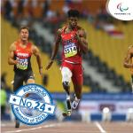 'No24 Two world titles in world record time for Richard Browne' logo