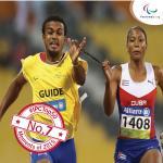 'Cuban sprinter Omara Durand' logo