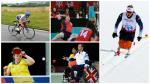 Five para-athletes have been shortlisted for the Allianz Athlete of the Month poll for March 2016: Heather Erickson, Melissa Tapper, Megan Giglia, Stephen McGuire and Oksana Masters.