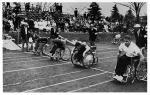 Athletics at the Tokyo 1964 Paralympic Games.