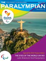 The Paralympian 02/2016 - cover