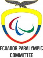 Logo of Ecuador Paralympic Committee.