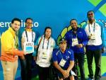 Group picture with Jesus de Marchena Acevedo