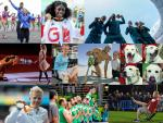 A collage of pictures of the 10 personalities who left a mark on the Rio 2016 Paralympic Games