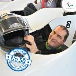 'No 50 Bobsleigh on its way to Beijing 2022' logo