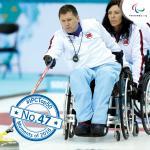 'Top 50 2016  47  Rapid climb in curling' logo