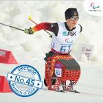 'Top 50 2016  45  German skiers improve  square' logo