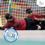 'Lithuania and Turkey took maiden Paralympic titles at Rio 2016' logo