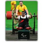 Para powerlifting - icon for Highlights blocks