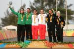 Victory ceremony picture