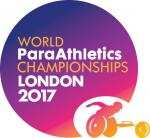 '2017 World ParaAthletics Championships' logo
