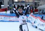 Andrea Rothfuss at the Tarvisio 2017 World Para Alpine Skiing Championships.