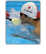 Para swimming - icon