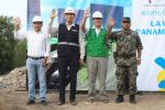 The construction of the Pan Am and Parapan Am Village began on 24 February in the district of Villa El Salvador, Lima, Peru.