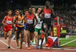 Jonah Kipkemoi Chesum of Kenya competes at the London 2012 Paralympic Games.