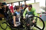 Slovenia has been showing children and young people Para sport