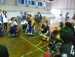 Women gain valuable experience at wheelchair basketball camp