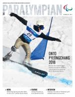 Paralympian 1 - 2017 - Cover