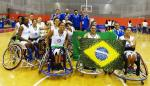 Brazil - wheelchair basketball - South American Championships