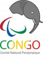 NPC Congo logo, with an elephant