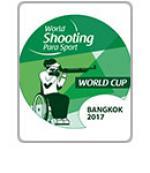 Bangkok 2017 World Shooting Para Sport World Cup - logo icon