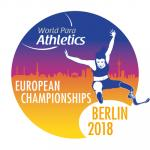 The official logo for Berlin 2018