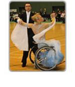 Para dance sport - icon
