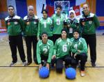 Algerian goalball teams