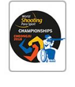 Cheongju 2018 World Shooting Para Sport Championships Logo