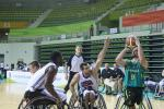 Australia have retained their title at the 2014 World Wheelchair Basketball Championships in Incheon, South Korea, by beating the USA.