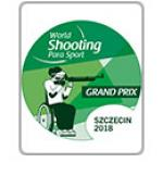 Szczecin 2018 World Shooting Para Sport World Cup logo