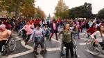 Dancing on wheels in Azerbaijan!