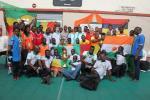 Third series of goalball workshops held in Africa
