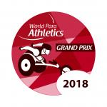 2018 World Para Athletics Grand Prix - logo