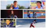 Who should be Americas 'Athlete of the Month'?
