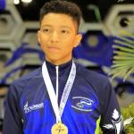Fernando Fuentes named Americas 'Athlete of the Month'