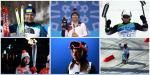 six Para athletes