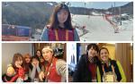 a group of volunteers at PyeongChang 2018