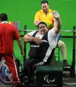 IPC Powerlifting square